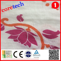 Multi-function cheap super soft fabric for baby blanket factory