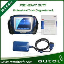 Original Professional Heavy Duty Scanner PS 2 Update Via Internet XTOOL PS2 Truck Diagnostic Tool DHL Free