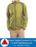Active Style Quick Dry Men Summer Coat Skin Jackets