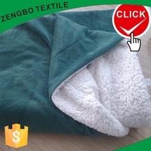 2 ply sherpa fleece blanket