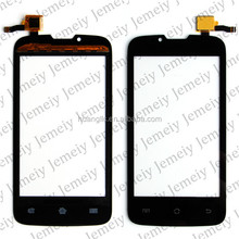 Black color 4.0 inch Screen Touch Replacement for Fly IQ4407 ERA Nano 7
