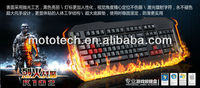 2015 Best-selling wired gaming keyboard with promotion price