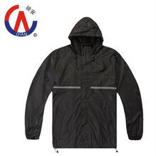 cheap waterproof hooded polyester rain coat /adults rain coat suit/rain jacket pants