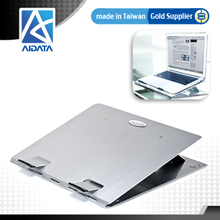 Aluminum Portable Angle Adjustable Laptop Stand