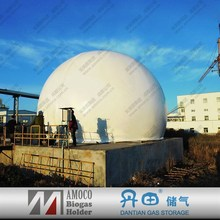 2015 China gas holding tank, membrane storage tank, biogas holder for biogas plant for waste to energy power plants