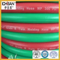 High quality Oxygen Acetylene 20bar rubber twin line argon welding hose