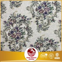 70% polyester 30% cotton sofa jacquard fabric price per meter