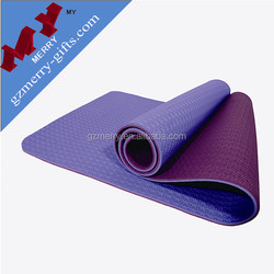 Promotional products blank yoga mat storage