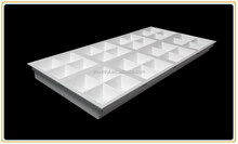 NEW ENERGY SAVING GRILLE LIGHT 600x1200 LED LIGHTS
