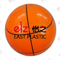 Basketball, Inflatable Non-Toxic PVC Toy Balls