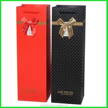 Yiwu Yilong Wholesale Good quality Foldable Cheap Wine Bottle Bag