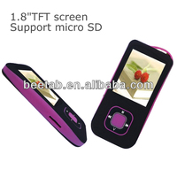 windows ce mp3 player mp4 with memory card slot