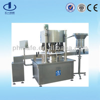 automatic bottle seamer capping closing machine