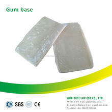 Buy China food grade jaingsu factory make organic gum base