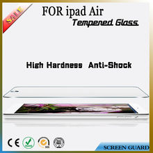 Imported Mobile Phone Accessories for Ipad 5 9H Tempered Glass Film/Guard
