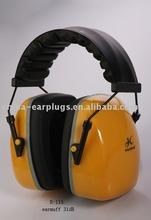 High NRR good quality ear muff E-115-3