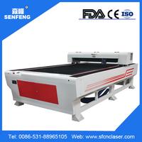 Manufacturer Senfeng Belt Transmission Co2 Laser that Cuts Sheet Metal