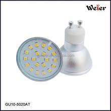230V 5W GU10 Led Light spot replace halogen spot lamp 50W energy saving lamp 10W
