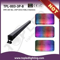 Charming Mixing Color 6 Channels IR Remote 2015 Newest Product Hot Selling in Europe And Japan Led Light Remote Control Bar