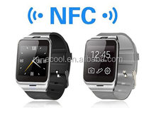 Fashion sport wearable technology devices android wifi pedometer heart rate monitor bluetooth gps wrist A18 smart watch phone