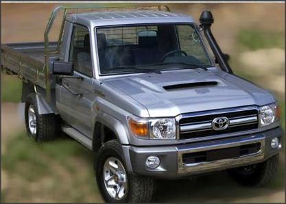 Toyota Land Cruiser 79 Series - Buy Toyota Land Cruiser 79 Series