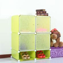 4 cubos de plásticos cajones apilables
