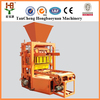 Light Weight QTJ4-30B Electric Small Mobile Block Machine,Manual Concrete Hollow Block Machine