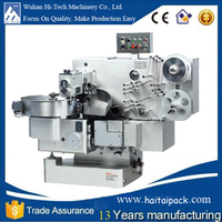 HT-600S High Speed Automatic Double Twist Candy Packing Machine