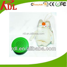 voice recorder for plush toy voice recorder for book