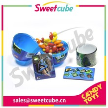 surprise egg candy toy for boys