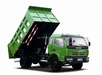 New 4x2 Dongfeng Jingang 4100 light dump truck /tipper truck for sale hot in Papua New Guinea