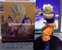 Figura PVC PVC anime hijo de Goku de Dragon Ball