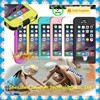 cell phone waterproof case for iphone plastic water proof case