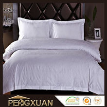 hot sale hotel 200TC 300TC 400TC 600TC 100% cotton bed sheet branded