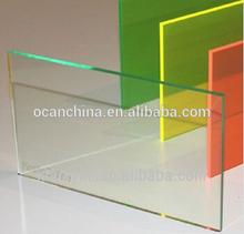 0.06mm-6mm folha rígida transparente de pvc ou rolo de fornecedor chinês