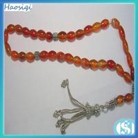 wholesale Muslim prayer beads for christianity prayer rosary jewelry