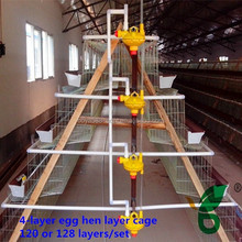 poultry chicken layer cage wire mesh manual type laying sheds for sale