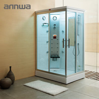 steam bath and multi-functional large steam shower room