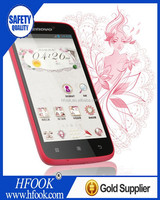 Original Lenovo Android Phone A390 Model MTK6577 Dual Core Mobile Phone Free Shipping