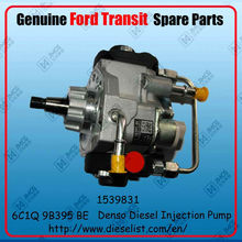 Genuine Transit V348 spare parts 6C1Q 9B395 BE Diesel Injection Pump Finish:1539831