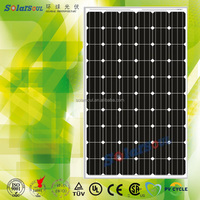 chinese best price solar power 250w pv solar panels solar energy product for home use