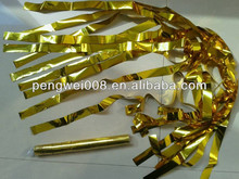 flameproof confetti metallic streamers /flameproof konfetti paper streamers