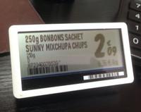 China new electronic shelf label esl