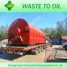 Size D2200*L6600 Recycle Used Engine Oil To Industrial Diesel Used For Heating Boiler