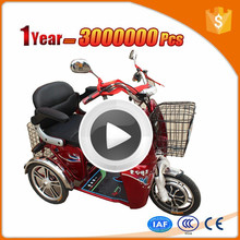 large loading electric bicycle for old made in China