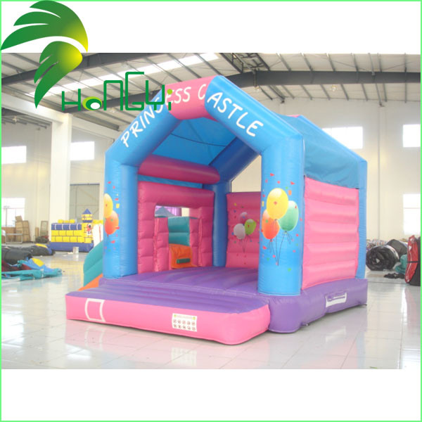 Small Indoor Inflatable Bouncer With Slides2.jpg
