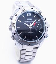 Waterproof watch camera 1280*720 video resolution