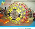 China fábrica bola zorb inflável / / rolo dentro bola inflável
