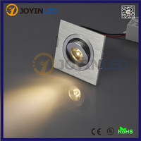 High quality 3w square led ceiling light