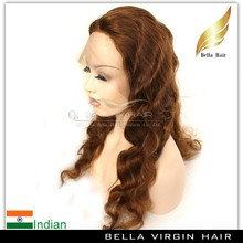 wholesale cheap human hair full lace wig natural hairline